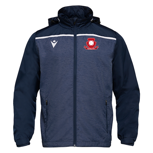 Kilmarnock RFC Senior TULLY Mesh Lined Windbreaker
