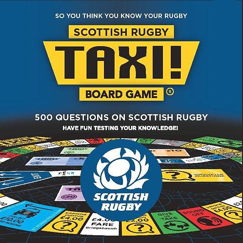 SRU TAXI Board Game