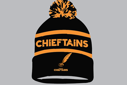 Currie Chieftains Rex Club Bobble Hat