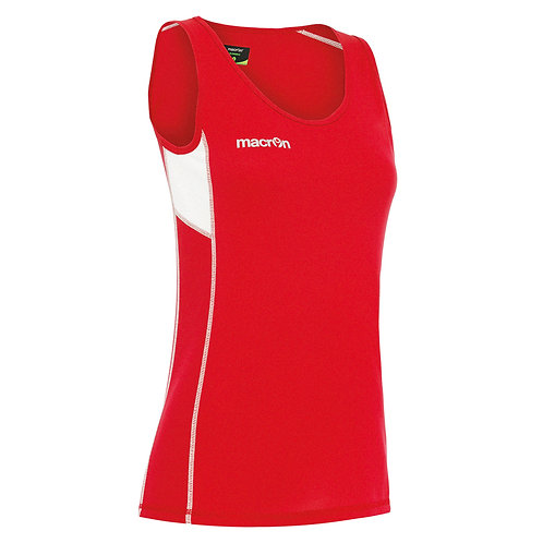 Jnr Girls Sandy Singlet Running Top