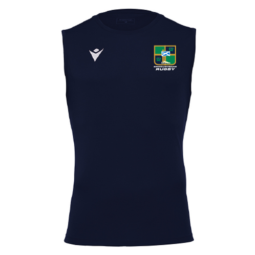 Boroughmuir Rugby Senior KESIL Sleeveless Shirt