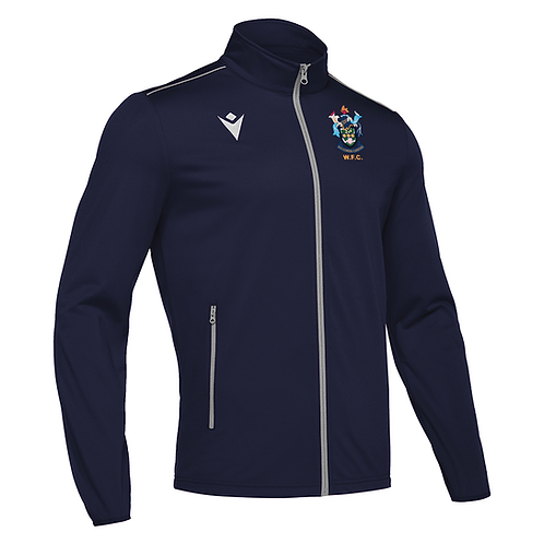 Watsonian FC Juniors NEMESIS Full Zip Top