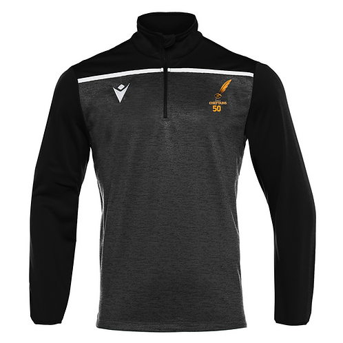 Currie Chieftains Youth RHINE Training 1/4 Zip Top