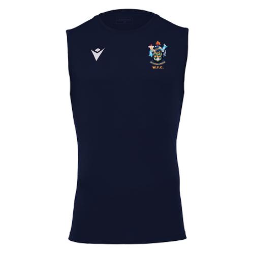 Watsonian FC KESIL Light Training Sleeveless Shirt