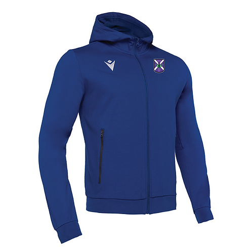 Youth - Armadale Thistle - CELLO Full Zip Hooded Sweatshirt