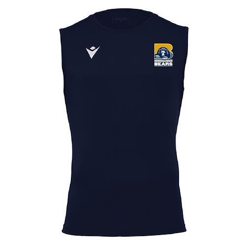 Boroughmuir Bears Senior KESIL Sleeveless Shirt