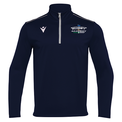 Boroughmuir Rugby Academy Senior HAVEL 1/4 Zip Top