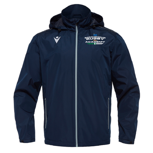 Boroughmuir Rugby Academy Senior VOSTOCK Fleece Lined Jacket