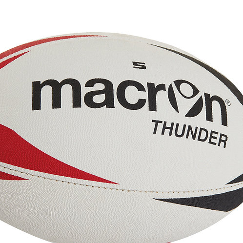 Thunder Rugby Match Day Ball