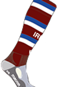 Irvine Rugby Club Sock