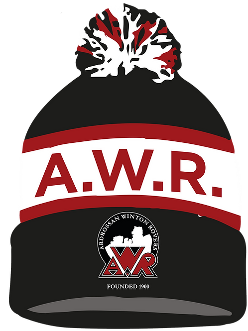 Ardrossan Winton Rovers Bobble Hat