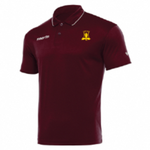 Irvine Rugby - Youth Draco Polo Shirt