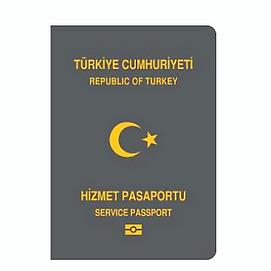Hizmet Damgalı (Gri) Pasaport ?