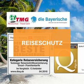 REISESCHUTZ TMG TravelCard  Reiseversich