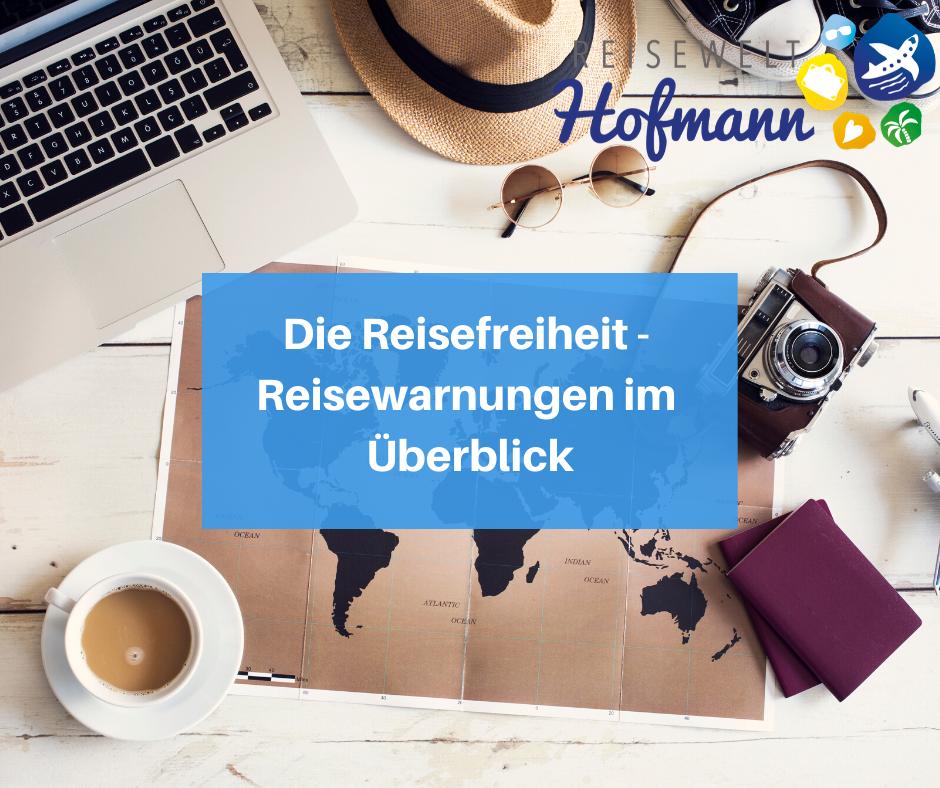 Reisewelt Hofmann - Dein online Reisebüro | Blog News