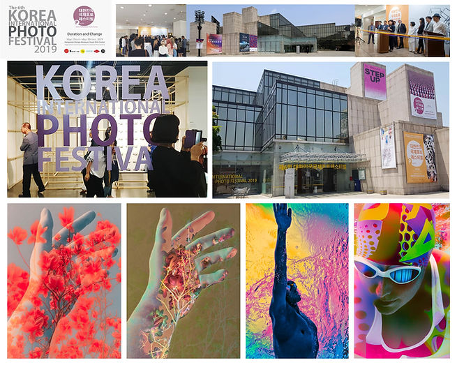 Kerstin Kuntze at Korea Photo  Festival 2019