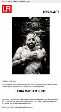 Leica features Kerstin Kuntze
