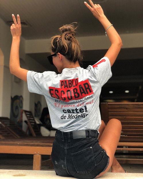 Оригинальная футболка Pablo Escobar ТМ DIMITRA