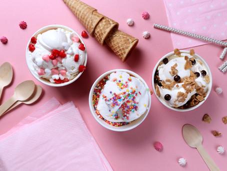 Cách làm kem đơn giản tại nhà cho bé
