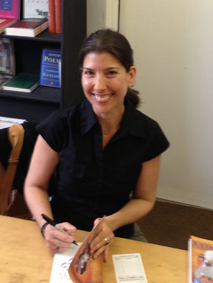 Laura Grody book signing