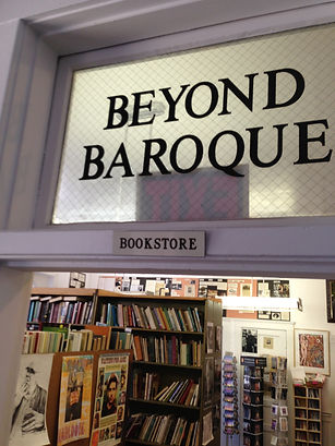 Beyond Baroque Bookstore