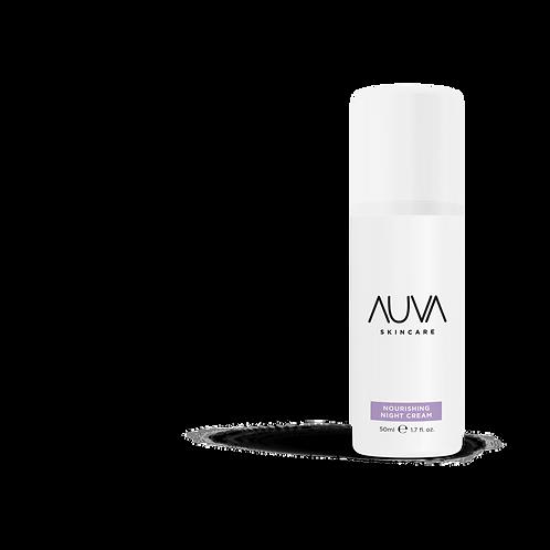 AUVA Nourishing Night Cream With Shea Butter