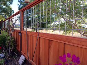 Services Amm Fencing Of San Ramon Constructs Redwood