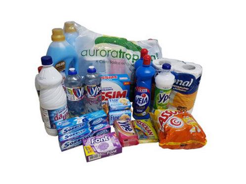 Kit Higiene e Limpeza G