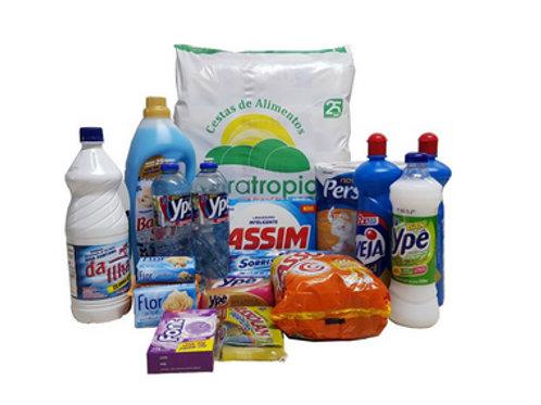 Kit Higiene e Limpeza P