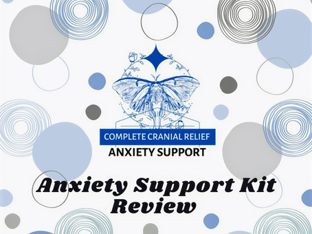 Anxiety Relief Package Review