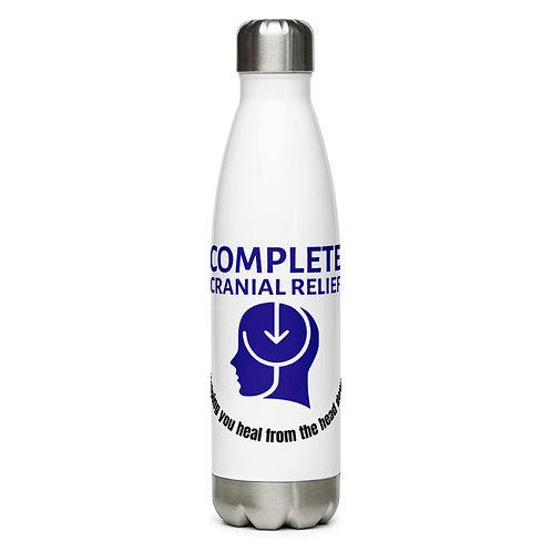 CCR Sip the Pain Away Steel Bottle