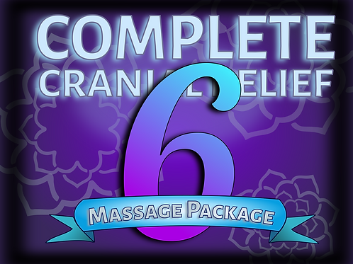 Package: 6 Massage Hours