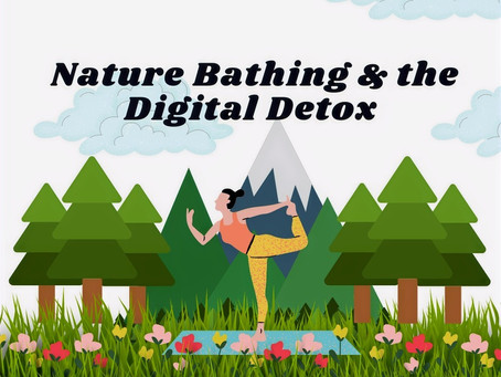 Nature Bathing and the Digital Detox