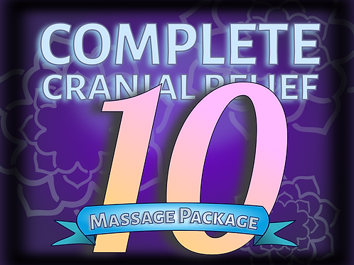 Package: 10 Massage Hours
