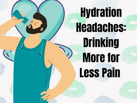 Dehydration Headaches