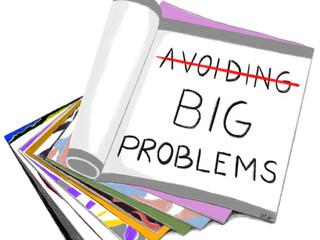 """Big Problems"" at Barnard"