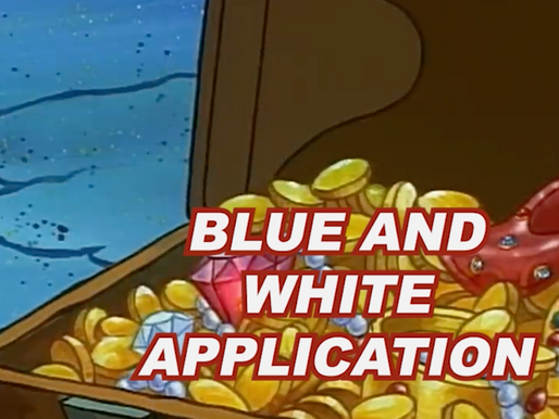 Apply to The Blue and White