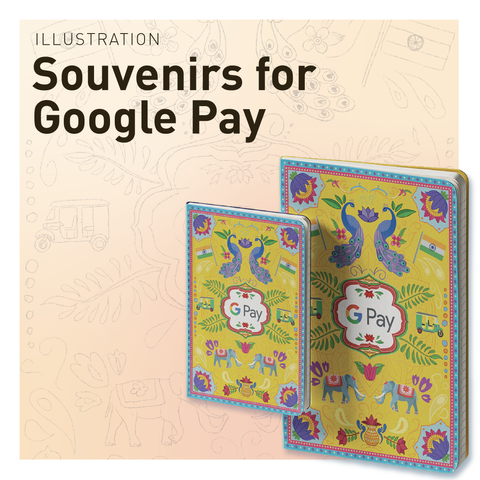 Souvenirs for Google Pay