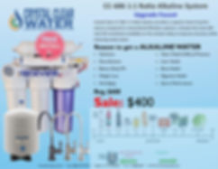 CC-686 1to1 Alkaline Water Home Drinking