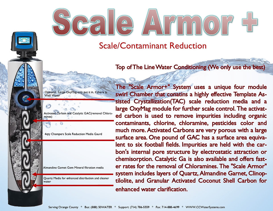Water Conditional Armor Plus WS-5810 XTR