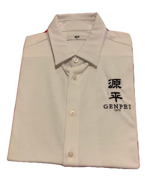 源平 長袖シャツ