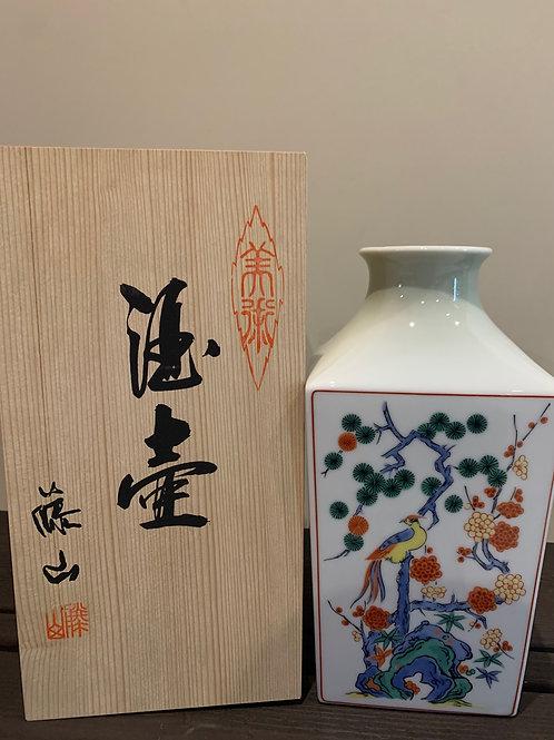 篠山 酒壷(木箱入り)