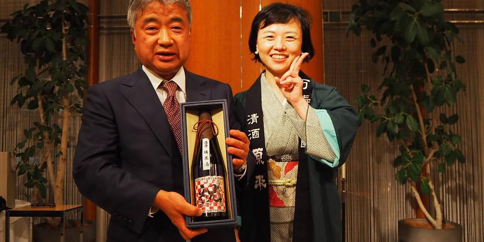 日本テレビホールディングス社長就任パーティー
