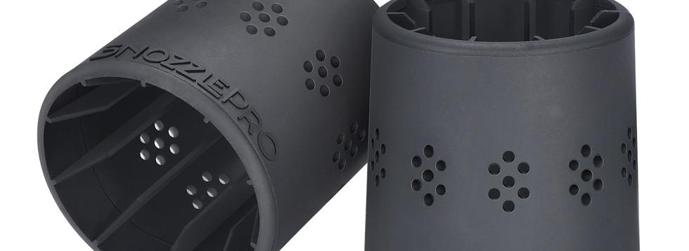 SnozzlePro Universal Hair Dryer Nozzle Adapter