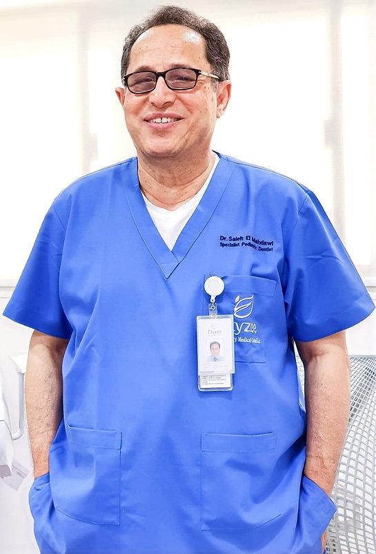 Dr Saleh El Mahdawi