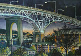 The Aurora Bridge