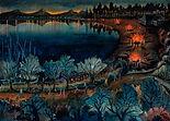The Bonfires of Shilshole Bay