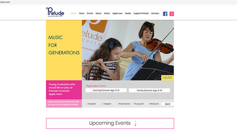 Prelude Concerts