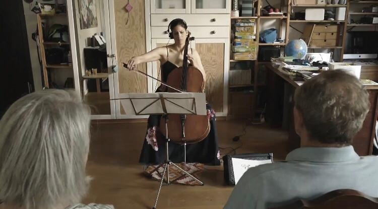 CelloSoulo concert