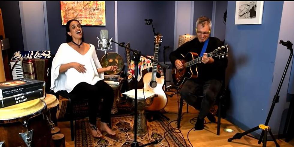 Noa and Gil Dor Virtual Concert Live
